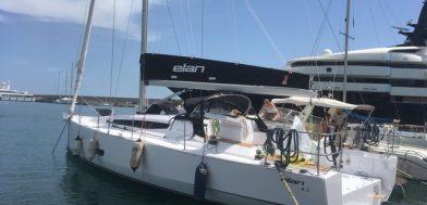 Elan-E5-barca-usata-a-vela-in-vendita-Adria-Ship