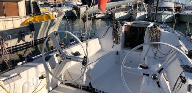 Elan 350 venduto da Adria Ship