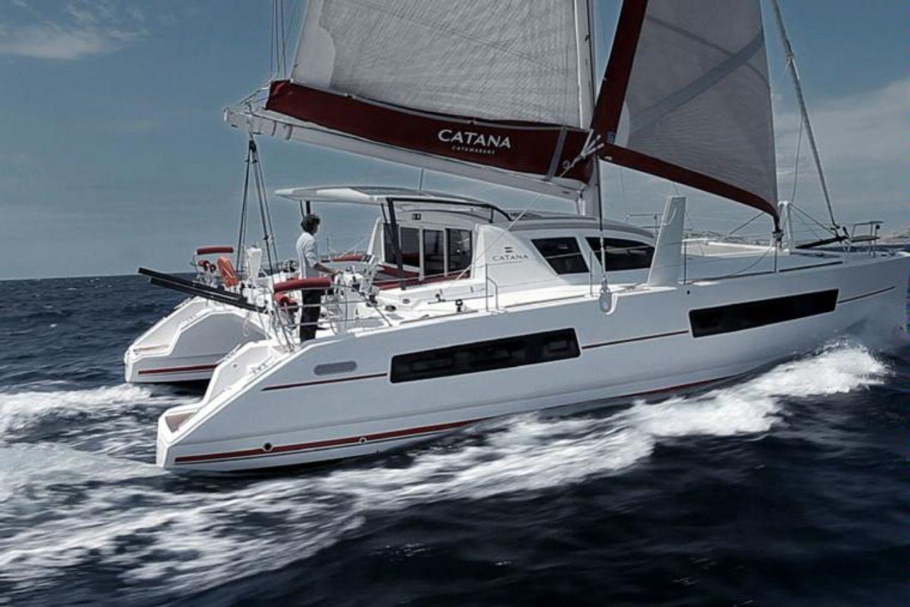 catamarano a vela | Catana | Adria Ship