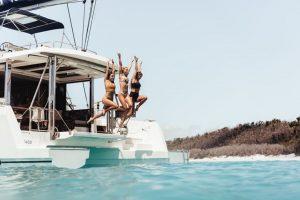 come portare un catamarano | Bali Catamarans