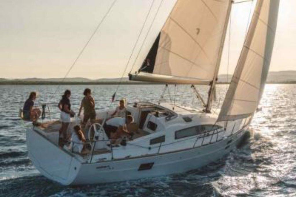Elan Impression| barca a vela oceanica1
