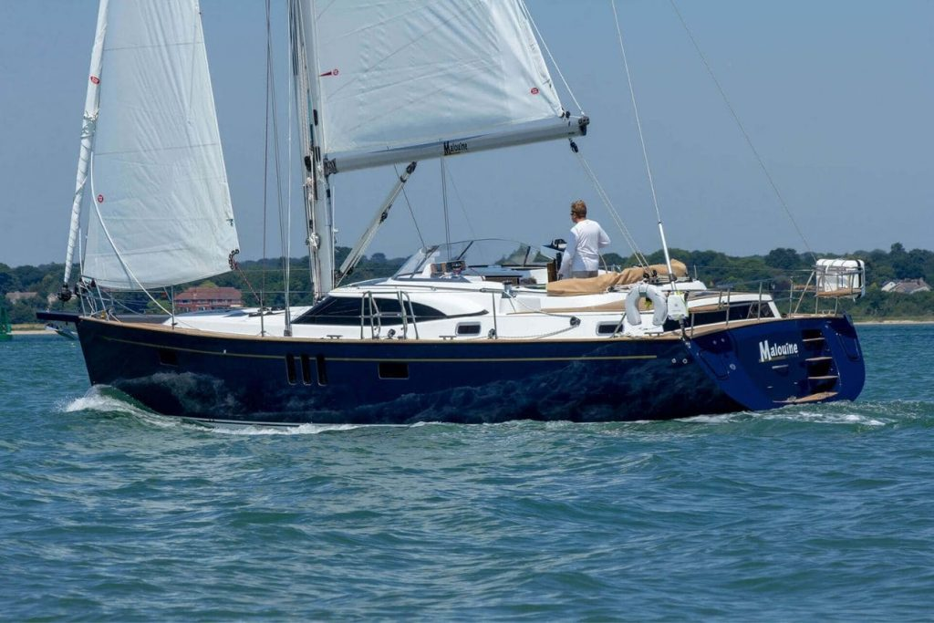 Southterly Yacht | barca a vela oceanica