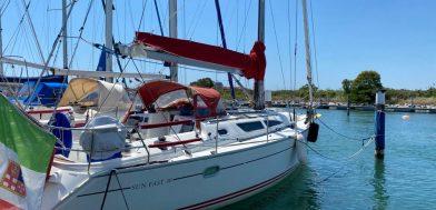 Sun Fast 40 barca a vela usata in vendita 1