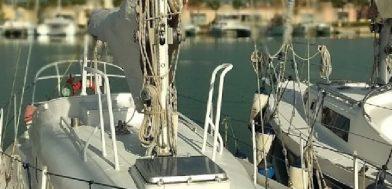 Lubb Voss Dolphin sloop usato in vendita