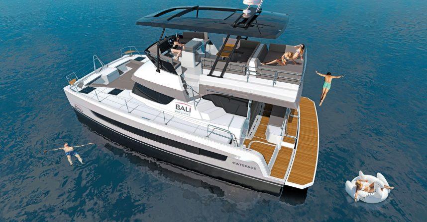 CatSpace Motor Yacht