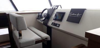 11_MY 37 Maestro usato in vendita Adria Ship guida interna