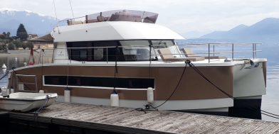 1_MY 37 Maestro usato in vendita Adria Ship lato