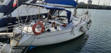 1_Orca 43 usato in vendita Adria Ship esterno