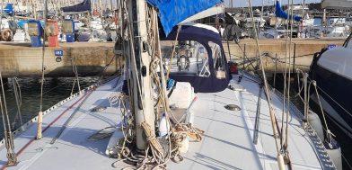 3_Orca 43 usato in vendita Adria Ship coperta