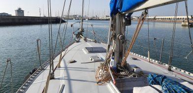 4_Orca 43 usato in vendita Adria Ship albero