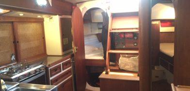 5_Sciarelli 41 usato in vendita Adria Ship dinette