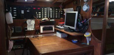 7_Sciarelli 41 usato in vendita Adria Ship carteggio