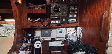 8_Orca 43 usato in vendita Adria Ship carteggio