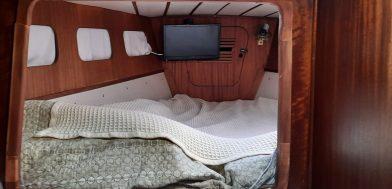 9_Orca 43 usato in vendita Adria Ship cabina