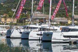 test prova catamarani bali con barcando e adria ship
